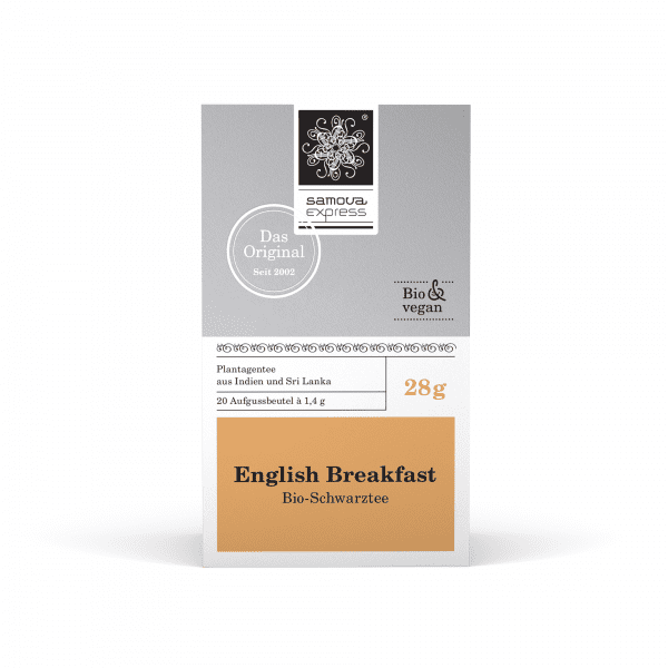 English Breakfast Express 20er Box