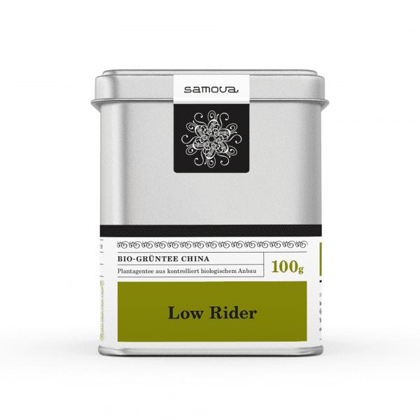 Dåse af Low Rider te