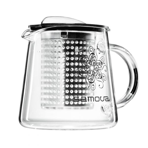 Théière en verre samova 0.4L