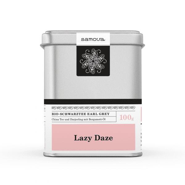 Dåse af Lazy Daze te
