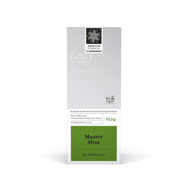 Box of 25 Master Mint tea