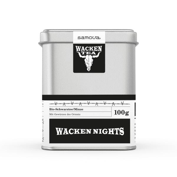 Dose der Teesorte Wacken Nights