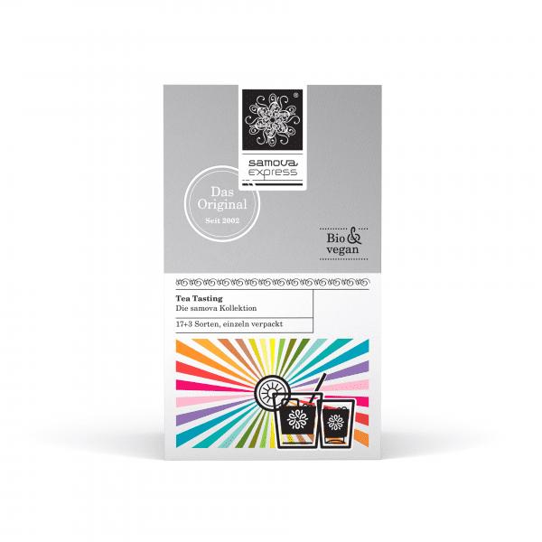 Tea Tasting Box Express 20er