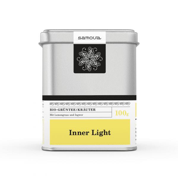 Dose der Teesorte Inner Light